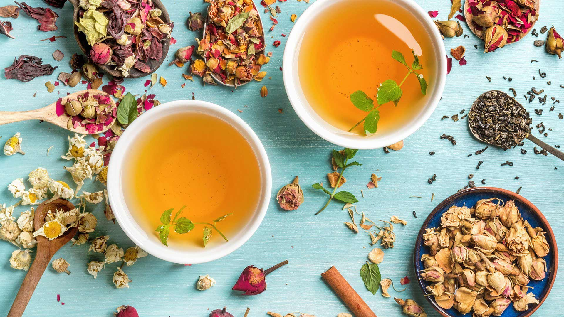 Healthy and Slimming Tea