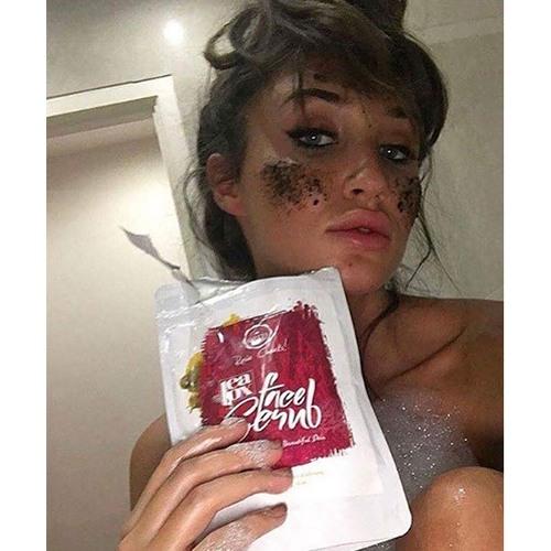 Örtte Teatox Face Scrub