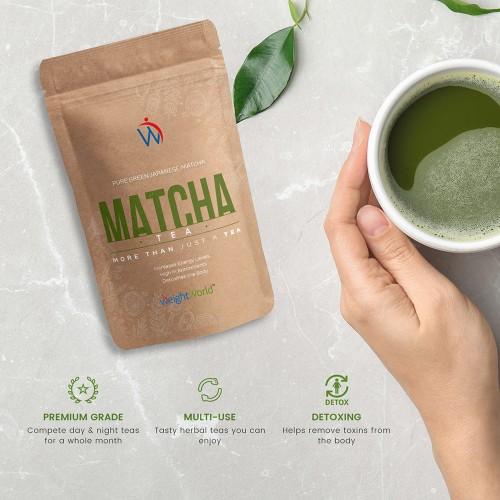 Örtte Matcha Green Tea