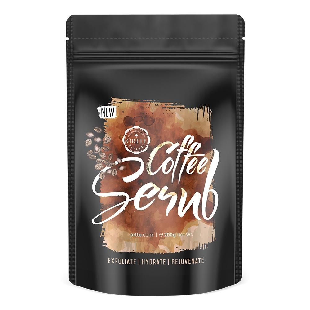 Örtte Coffee Scrub