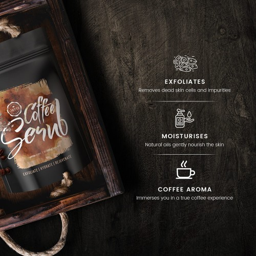 Örtte Coffee Scrub